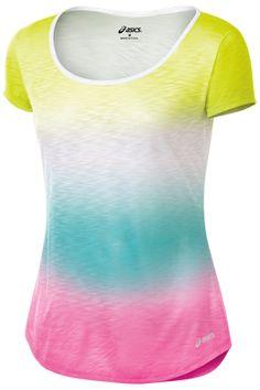Slub Short Sleeve Running Shirt @ ASICSAmerica