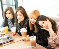 BLACKPINK #Rosé #Jennie #Lisa #Jisoo