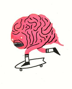 sk8 #design #illustration