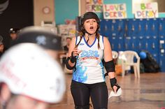 Coaching Materials | San Diego Derby Dolls