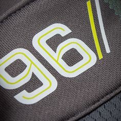 Close up at some of the detailing we incorporate on our apparel