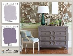 Modern Gustavian by Wisteria | Colorways with Leslie Stocker