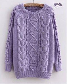 Free Shipping 2017 Hot Sale Women Long Sleeve Pullover Crochet Hollow Knitwear O-neck Jacquard Sweater