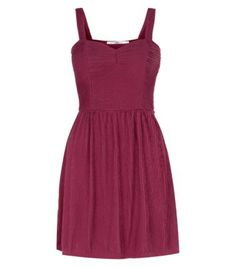 Bright Orange Cami Slip Dress | Shops, Skater dresses and Tea dresses