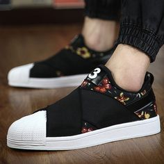 $41.66 (Buy here: https://alitems.com/g/1e8d114494ebda23ff8b16525dc3e8/?i=5&ulp=https%3A%2F%2Fwww.aliexpress.com%2Fitem%2FSpring-Summer-Mens-Casual-Shoes-Mixed-Color-Breathable-Flat-Walking-Slip-on-Superstar-Trainers-Basket-Zapatos%2F32655582978.html ) Spring Summer Mens Casual Shoes Mixed Color Breathable Flat Walking Slip-on Superstar Trainers Basket Zapatos Hombre Leisure Low for just $41.66