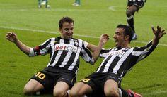 Alessandro Del Piero & Fabio Quagliarella