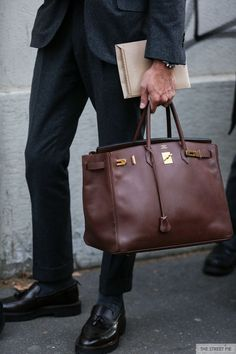 Designer handbags – High Fashion For Women Hermes Birkin, Hermes Bags, Hermes Handbags, Satchel Handbags, Hermes Kelly Bag, Birken Bag, Fashion Bags, Fashion Accessories, Fashion Fashion