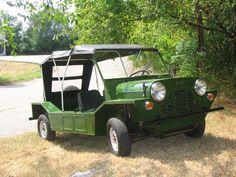 Austin Mini Moke .
