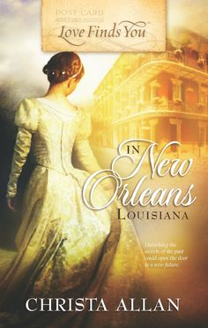 Christa Allan - Love Finds You in New Orleans, LA