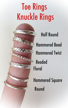 Hey, I found this really awesome Etsy listing at https://www.etsy.com/listing/200465909/sterling-silver-toe-ring-knuckle-ring