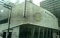 Campinas de Antigamente: CINE BRASÍLIA Bristol, Volkswagen, Louvre, Cinema, Building, Travel, Old Pictures, Street, Places