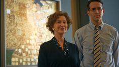 "Helen Mirren and Ryan Reynolds in ""Woman in Gold"""