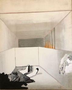 Teresa Pągowska - 1972 Abstract, Artwork, Painting, Home Decor, Summary, Work Of Art, Decoration Home, Auguste Rodin Artwork, Room Decor