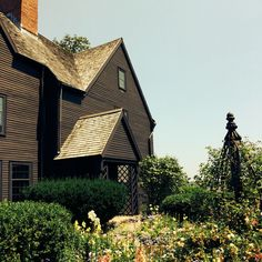 The House of the Seven Gables (The Turner House or Turner-Ingersoll Mansion) is a 1668 colonial mansion in Salem, Massachusetts, USA. The house is now a museum, as well as an active settlement house with programs for children. It was built for Captain John Turner, and it stayed with the family for three generations. It was made famous by American author Nathaniel Hawthorne's 1851 novel The House of the Seven Gables. The house and its surrounding area are a National Historic Landmark…