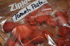 Deep South Dish: Cooking Tip - Tomato Paste, Chipotle, Pesto, Broth & Juice