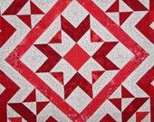 MooseCarol Quilts Bed quilts pillow shams by MooseCarolQuilts