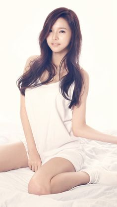 Jei Fiestar Sexy Sweety Bed Girl #iPhone #6 #plus #wallpaper