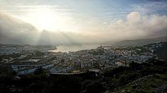 El Sol sobre Cadaqués   by Fernando Two Two