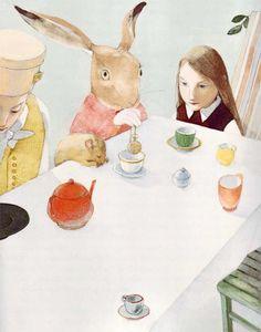 Illustrazioni per bambini perfette: Lisbeth Zwerger   Bilingue Per Gioco