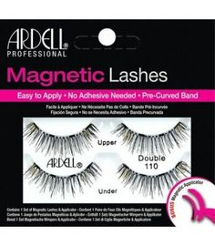Pick Your Choice 1 Pair of Ardell Professional Magnetic Lashes Eyelashes Double Eyelashes, Fake Eyelashes, False Lashes, Revitalash, Magnetic Lashes, Eyelash Glue, My Makeup Collection, Eyelashes, Collagen