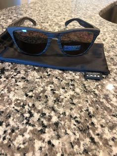 f2bdc4008c56 Oakley Frogskins Prizm Daily Polarized sunglasses OO9013-89  fashion   clothing  shoes  accessories  unisexclothingshoesaccs  unisexaccessories ( ebay link)