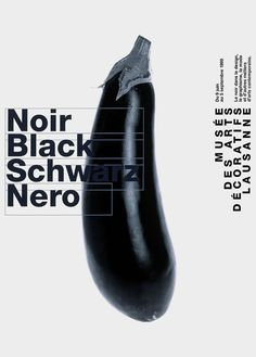 """""""A powerful mix of stark B/W photography and clean typography characterises the poster work of Swiss graphic designer, Werner Jeker."""""""