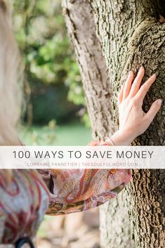 A FREE download list of 100 simple ways to save money, regardless of your current income or level of debt.   PLUS - I share my favourite resources (books, YouTube channels and money mindset coaches) to help you on your journey.