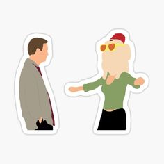 Friends Tv Quotes, Friends Moments, Friends Series, Friend Memes, Friends Tv Show, Craft Stickers, Printable Stickers, Laptop Stickers, Cute Stickers