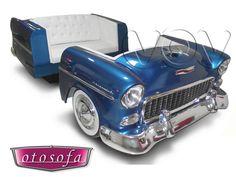 1955 Chevrolet Sofas