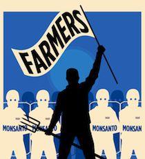 farmers against Monsanto