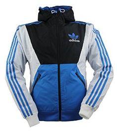 adidas originali marsiglia vento giacca jd sports mens moda