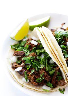 Make homemade barbacoa with this recipe.