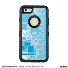 Digital Paths iPhone 6 Plus Defender Series Case