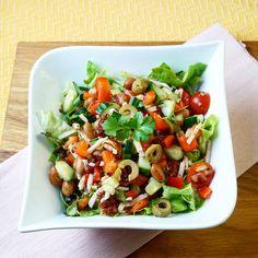 Caprese Salad, Salsa, Food And Drink, Ethnic Recipes, Salsa Music, Insalata Caprese