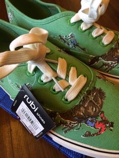 O ur shoe hero for today is both stylish and fun rolled into one kick design. Mens Fashion, Sneakers, Green, Fun, Blog, Shoes, Moda Masculina, Tennis, Male Fashion