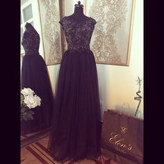 Black...in Elen's atelier ♠️