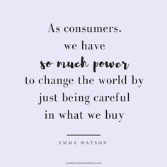 23 Ethical Fashion Quotes to Inspire a Fashion Revolution // These thought-provoking and encouraging words of will inspire you to be a conscious consumer and activist for a more sustainable and ethical world. Knowledge is power and words have the ability Fashion Designer Quotes, Fashion Quotes, Fashion Designers, Consumerism Quotes, Capitalism Quotes, Anti Consumerism, Quotes To Live By, Me Quotes, Inspire Quotes