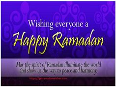 See Now Ramadan Mubarak Wishes Quotes Messages & Prayers. Ramadan is the holiest and most perfect celebration of Islam. Ramzan Mubarak Wishes is . Ramadan Wishes Images, Ramadan Wishes In Arabic, Best Ramadan Quotes, Ramadan Start, Ramadan Day, Happy Ramadan Mubarak, Ramadan Greetings, Eid Mubarak, Meaning Of Ramadan