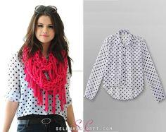 Selena Gomez's Closet