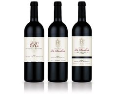 Chateau la Rivalerie Wine Label and Packaging Design