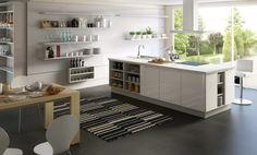 Cuisine SAGA Aubergine - BUT | La cuisine qui vous ressemble ...