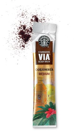 Starbucks VIA Ready Brew Instant Coffee - Package of 3  $2.95
