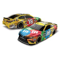 Kyle Busch Action Racing 2017 #18 M&M's 1:24 Monster Energy NASCAR Cup Series Galaxy Die-Cast Toyota Camry - $89.99