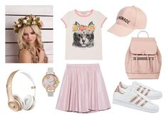с: by denisyuk-anna on Polyvore featuring мода, Gucci, 2NDDAY, adidas Originals, Accessorize, Olivia Burton and Amici Accessories