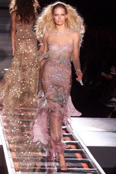 Versace Spring 2002 Couture - Collection - Gallery - Style.com
