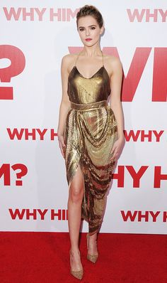 Zoey Deutch is earning major buzz for her acting chops, but her red carpet style is equally impressive.
