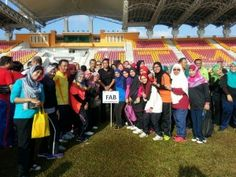 The Launching of 2015 UTM Healthy Living Programme