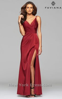 Faviana 7755 Dress - NewYorkDress.com