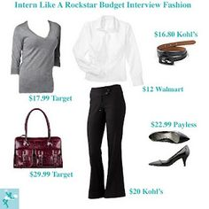 what to wear for old navy interview