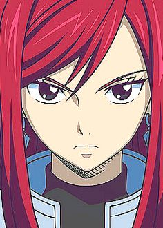 Fairy Tail | Erza Scarlet